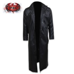 Just Tribal Gothic Full Trench Coat