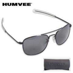 Humvee Military Sunglasses Black 57MM