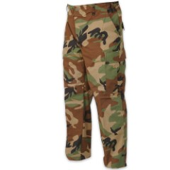 ROTHCO Basic BDU Uniform Pant Woodland