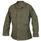 Tru-Spec Basic BDU Uniform Coat OD