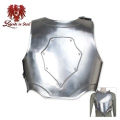 Legends In Steel Middle Ages Breastplate