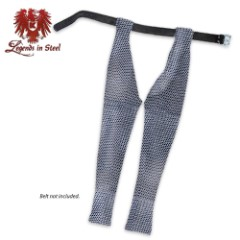 Legends in Steel Chainmail armor pants
