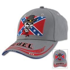 Rebel Cowboy Cap