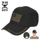 American Flag Tactical Cap