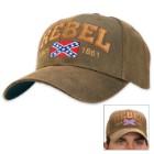 Rebel Oilskin Cap / Hat