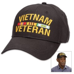 Double Down Vietnam Black Cap – Hat