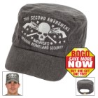 2nd Protects The First Flat Top Cap – Hat - BOGO