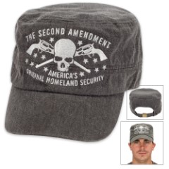2nd Protects The First Flat Top Cap – Hat
