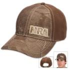 Buck Wear NRA Mesh Men's Cap / Hat