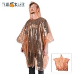 Trailblazer Emergency Poncho