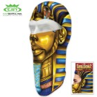 King Tut Fleece Face Mask – Heavy-Weight