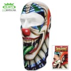 Creepy Clown Fleece Face Mask – Heavy-Weight