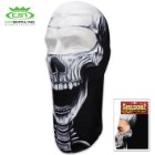Skull Fleece Face Mask – Heavy-Weight
