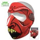 Speed Demon Neoprene Face Mask