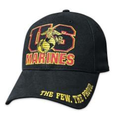 USMC Honor The Few The Proud Cap