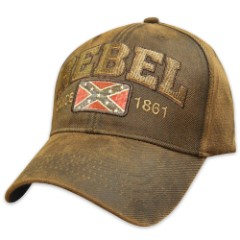Rebel Oilskin Cap / Hat