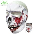 Bloody Feast Skull Neoprene Face Mask