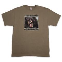 Kill You Bear Dusty Tan T-Shirt