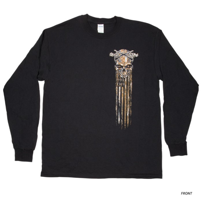 b621757a14f You may also like... Black Holster Wrap - Allover Long-Sleeve T-Shirt
