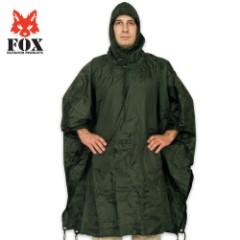 Fox Rip Stop Poncho