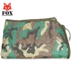 Fox Poncho Liner