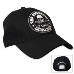 Second Amendment Ball Cap - Hat