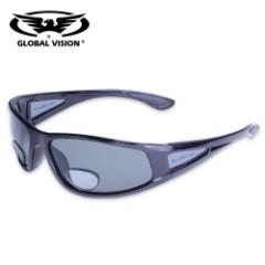 BluWater Polarized Bifocal Sunglasses – Gray