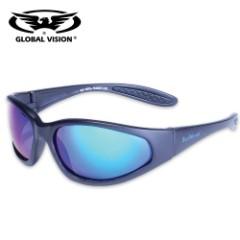 BluWater Polarized Sharx Marine Sunglasses