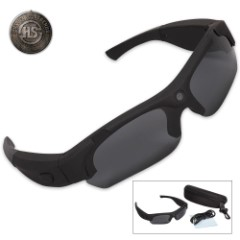 I-Kam Xtreme Video Eyewear VGA Black