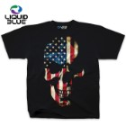 American Skull T-Shirt