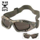 Tactical Goggles Army Digital Camo