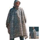 Mil-Tec AT Digital Camo Ripstop Wet Weather Poncho
