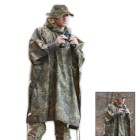 Mil-Tec Arid WD Camo Ripstop Wet Weather Poncho