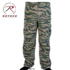 Tiger Stripe Vintage Vietnam Era 6-Pocket Fatigue Pants