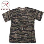 Rothco Tiger Stripe Camo T Shirt
