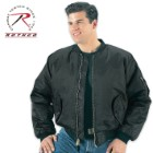 MA1 Flight Jacket Black