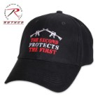 Rothco 2ND Protects 1ST Deluxe Low Profile Cap - Hat