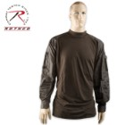Combat Long Sleeve Shirt Black