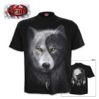 Black Wolf Chi Wrap – Allover T-Shirt