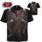 Black Holster Wrap - Allover T-Shirt