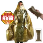 Swiss Military Surplus Emergency Poncho 2 for 1