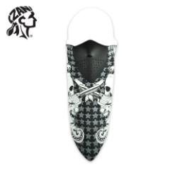 ZANheadgear Neodanna Cotton Neoprene Chief Bandana Mask