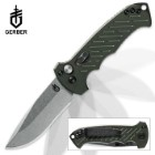 Gerber 10th Anniversary 06 Automatic Opening Pocket Knife