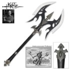 Kit Rae Black Legion Battle Axe