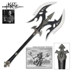 Kit Rae Black Legion Battle Axe