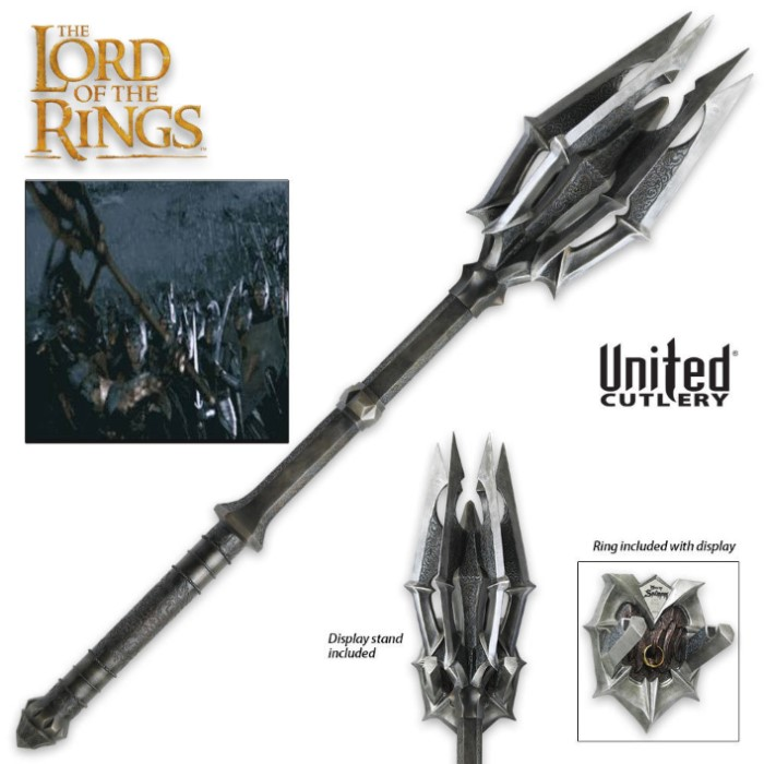 Lord Of The Rings Sauron Weapon