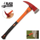 Black Legion Firefighter Axe
