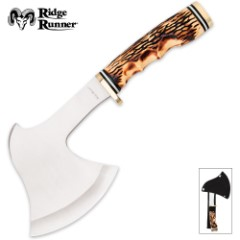 Ridge Runner Delrin Handle Axe