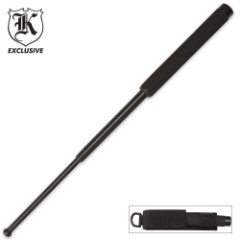 Expandable Steel Baton 26 Inch Overall