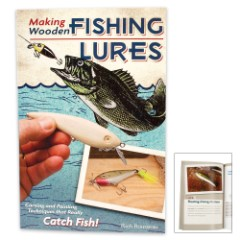 Making Wooden Fishing Lures Book